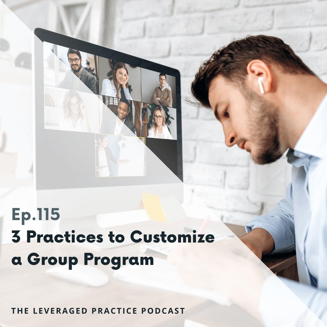 online group program